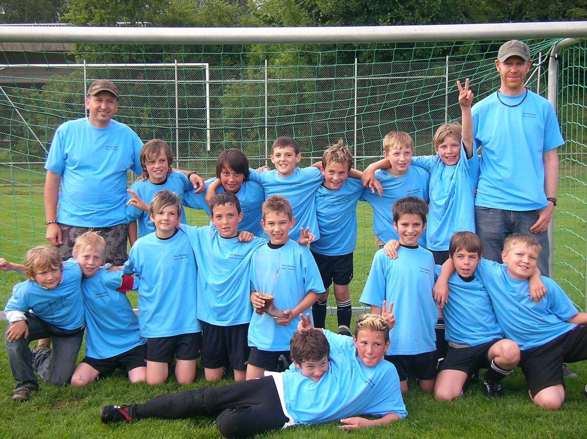 E-Jugend der TGA ist Staffelsieger :: Turngemeinde Rottweil-Altstadt ...
