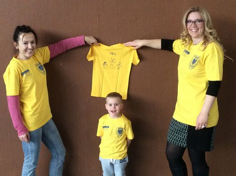 Kinderturnen T-Shirt 2014